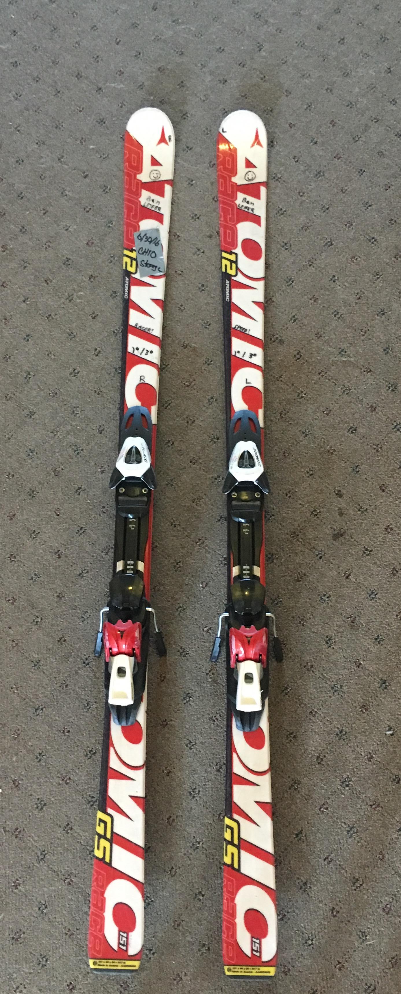 Poważnie Alpine Race Skis OE41